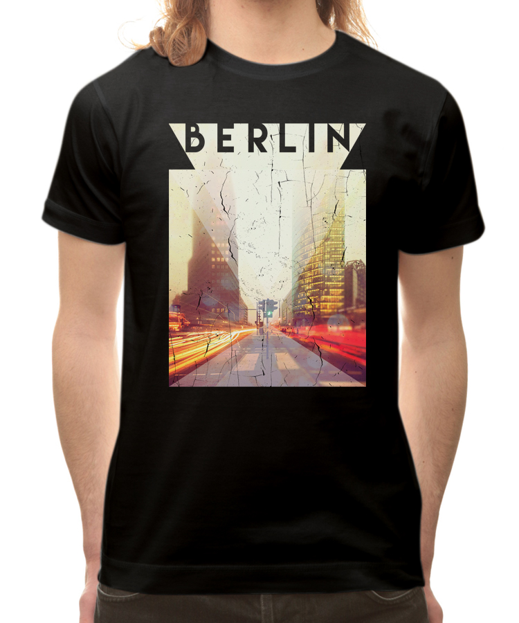 t shirt berlin germany 777bm citeesart. Black Bedroom Furniture Sets. Home Design Ideas
