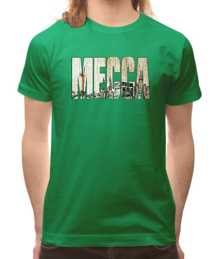 t shirt mecca saudi arabia 895gm citeesart